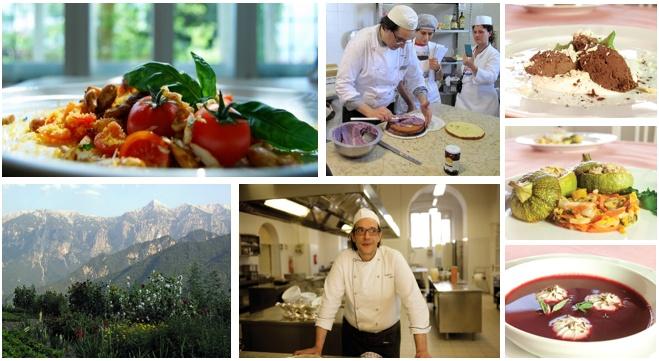 Casa Raphael | Corso di Cucina con lo chef Gianni Aste